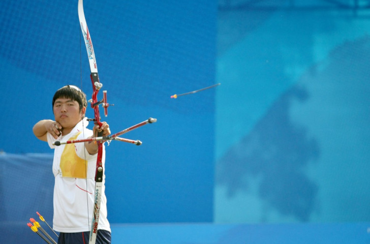 South Koreans dominate second day of Archery World Cup by sweeping recurve finals
