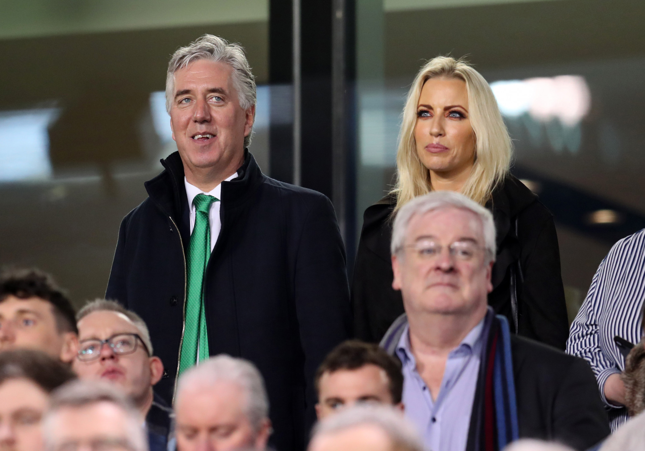 Delaney resigns as executive vice-president of Football Association of Ireland