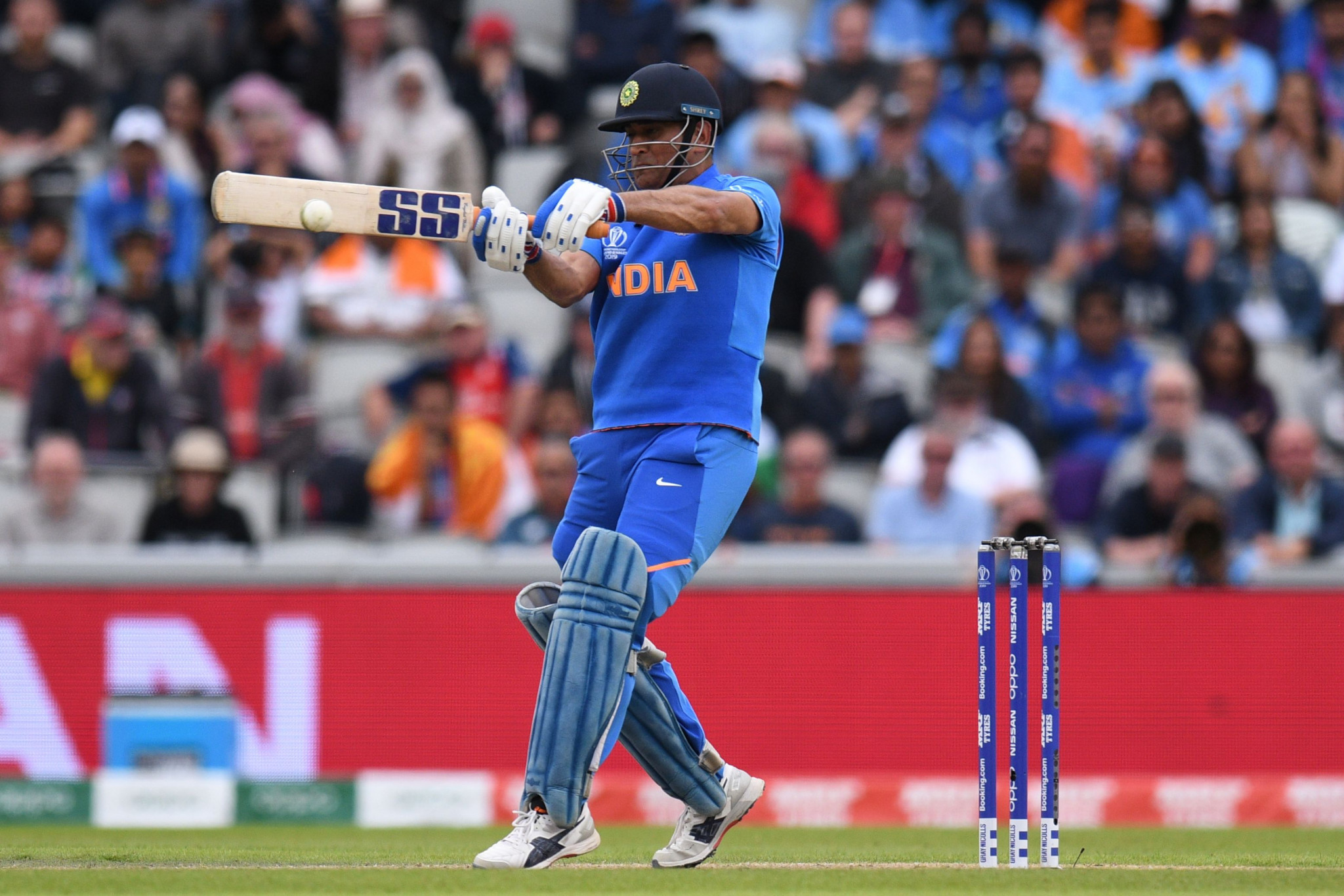 The International Cricket Council has signed a deal with Facebook in India ©Getty Images