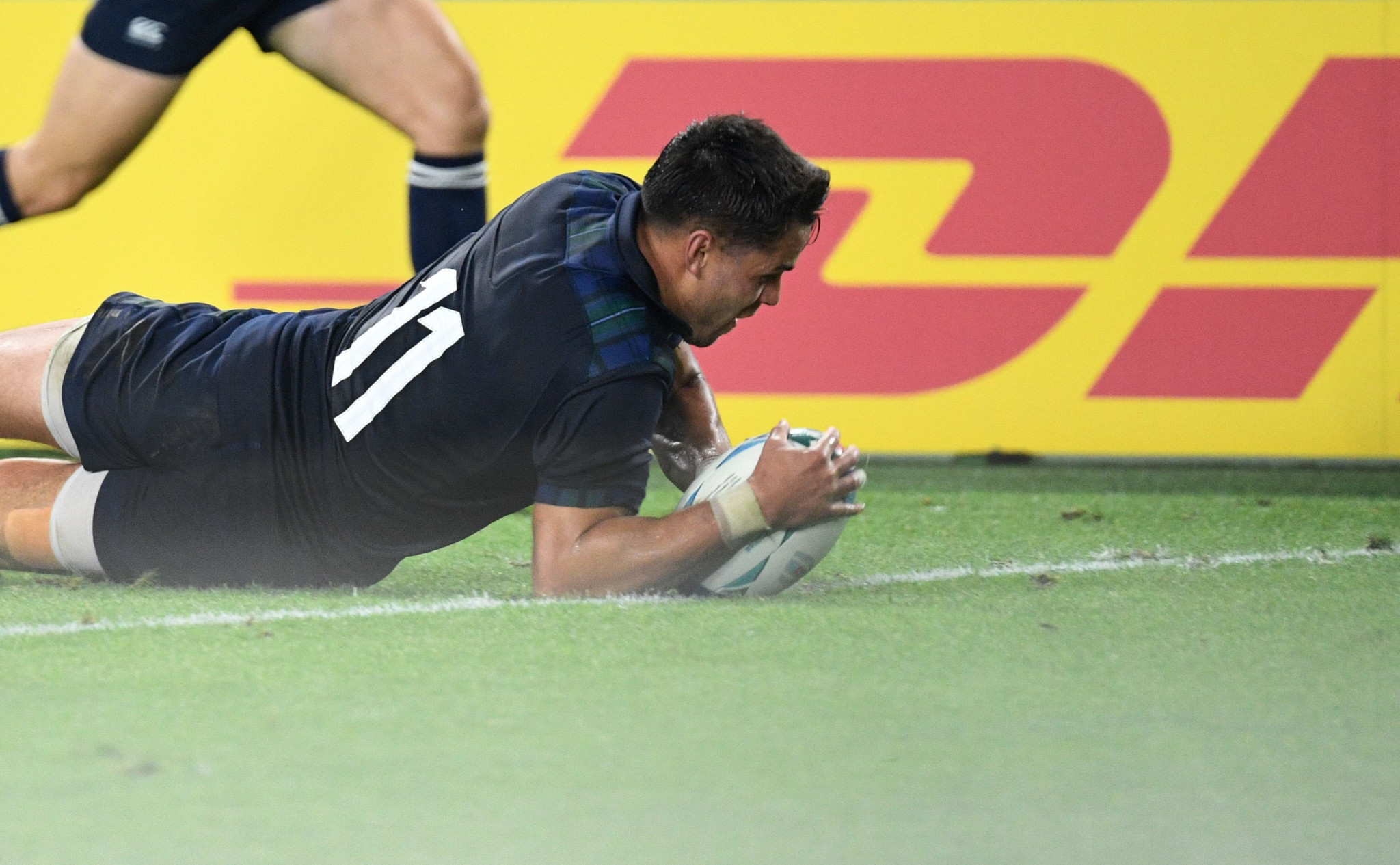 Scotland thrash Samoa to reignite Rugby World Cup campaign