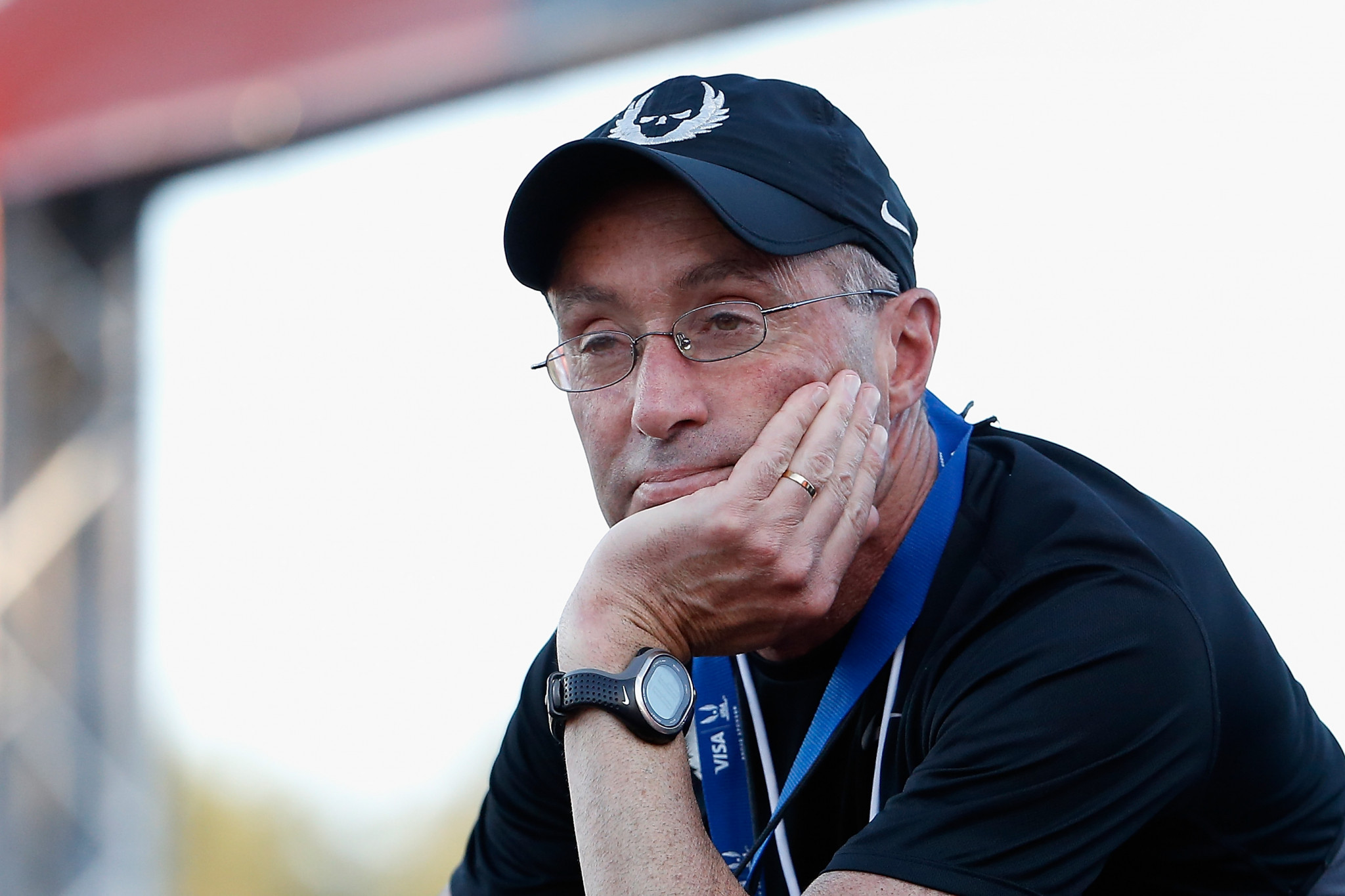 Exclusive: Salazar athletes in Doha told to stay away from US coach after four-year doping ban