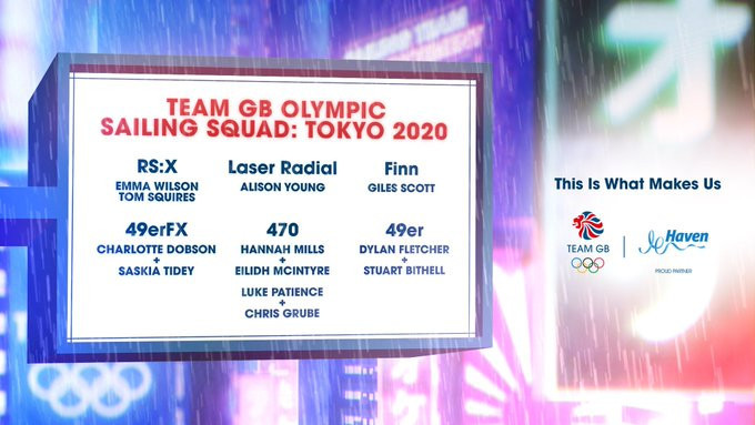 Olympic champions Mills and Scott headline first 12 British athletes selected for Tokyo 2020