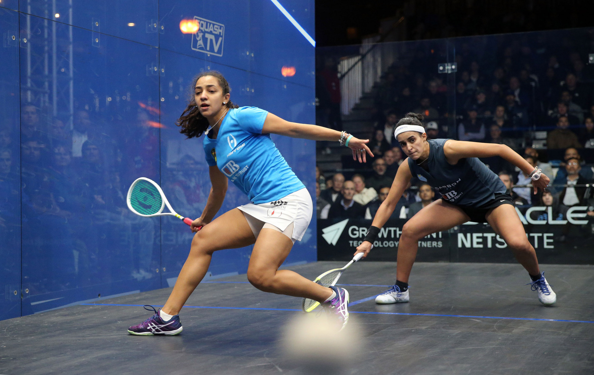 El Welily and ElShorbagy claim PSA Oracle NetSuite Open titles