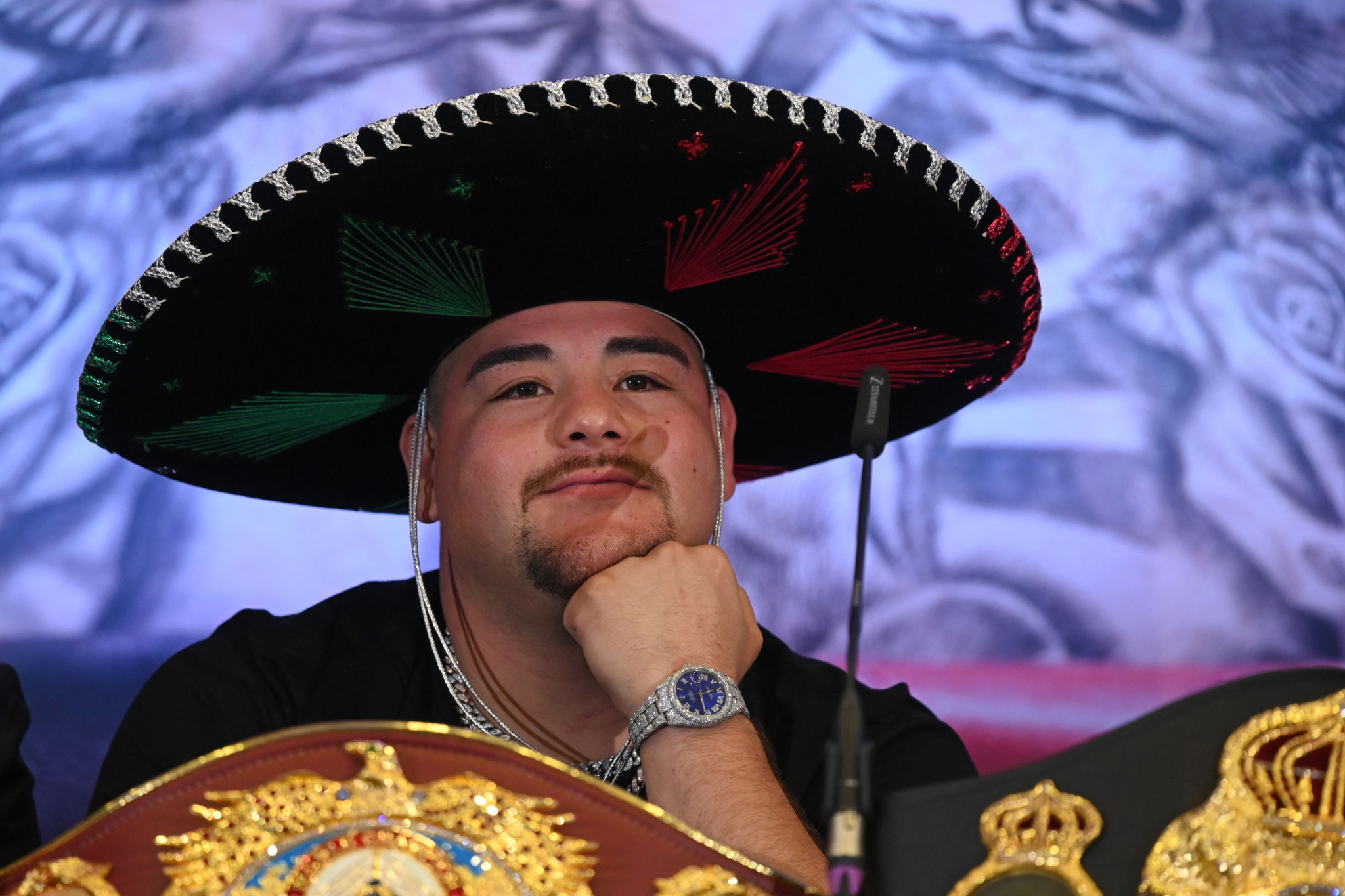 Andy Ruiz Jr said he would be honoured to represent Mexico at Tokyo 2020 ©Getty Images