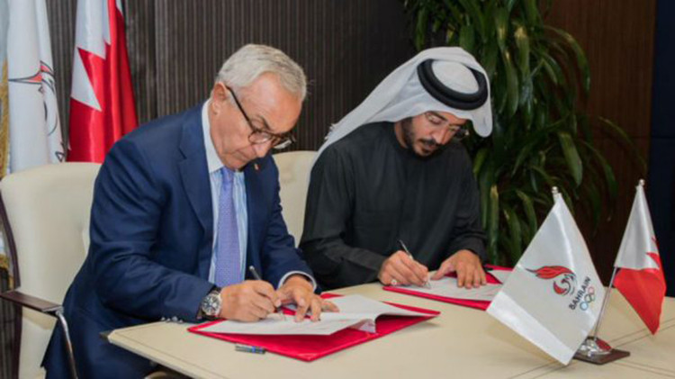 The Spanish Olympic Committee claimed the new cooperation deal with the Bahrain Olympic Committee was a further step in the relationship between the two bodies ©COE