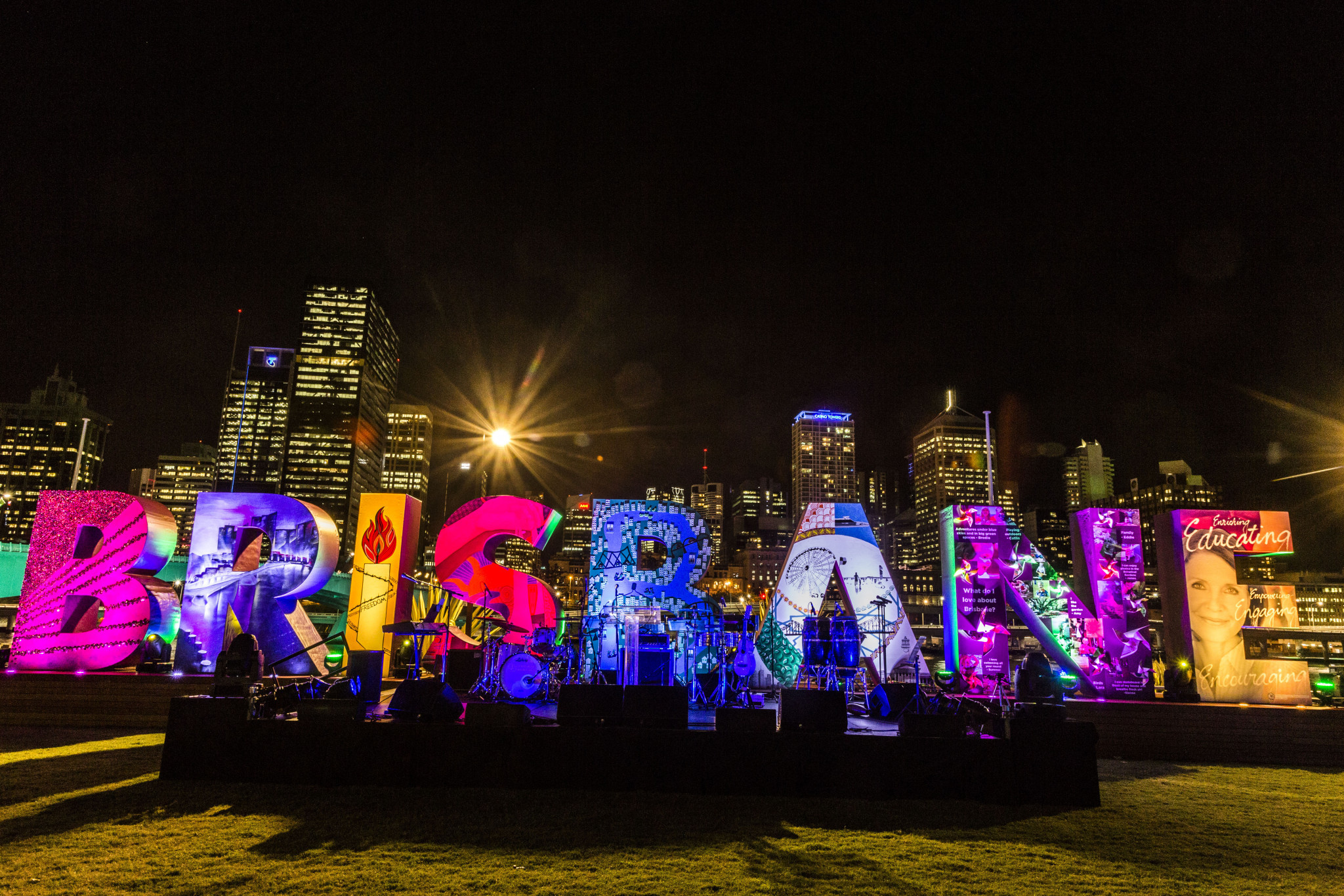 Brisbane will host the INAS Global Games this month ©Getty Images