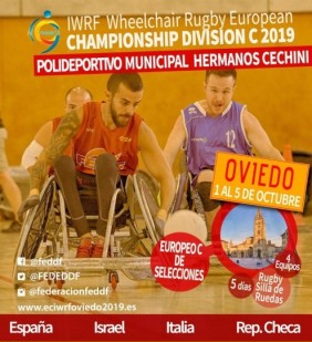 Spain to host IWRF European Division C Championship