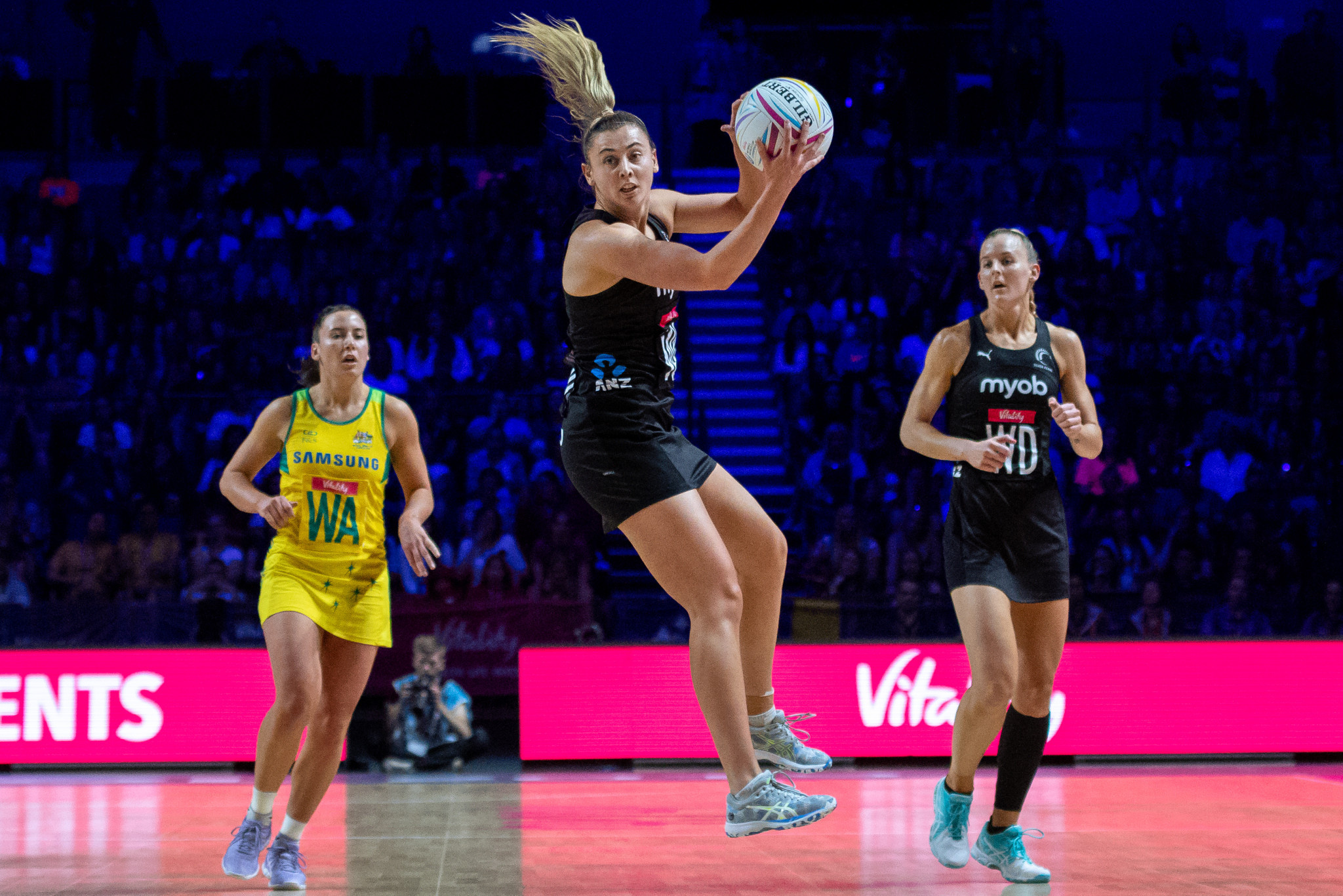 Record-breaking 112,000 tickets sold for Netball World Cup