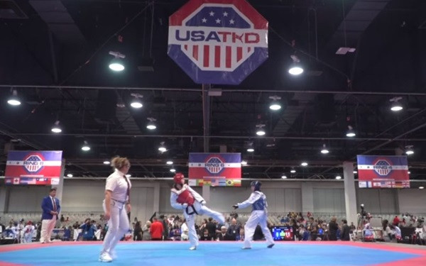 Ranking points for Europe's cadets and juniors will now be available if they compete at the 2020 US Open in Orlando ©USA Taekwondo