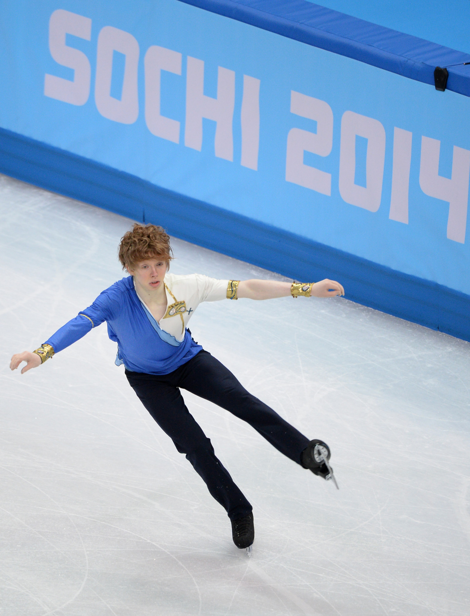 Kevin Reynolds won Olympic silver in the team event at Sochi 2014 ©Getty Images