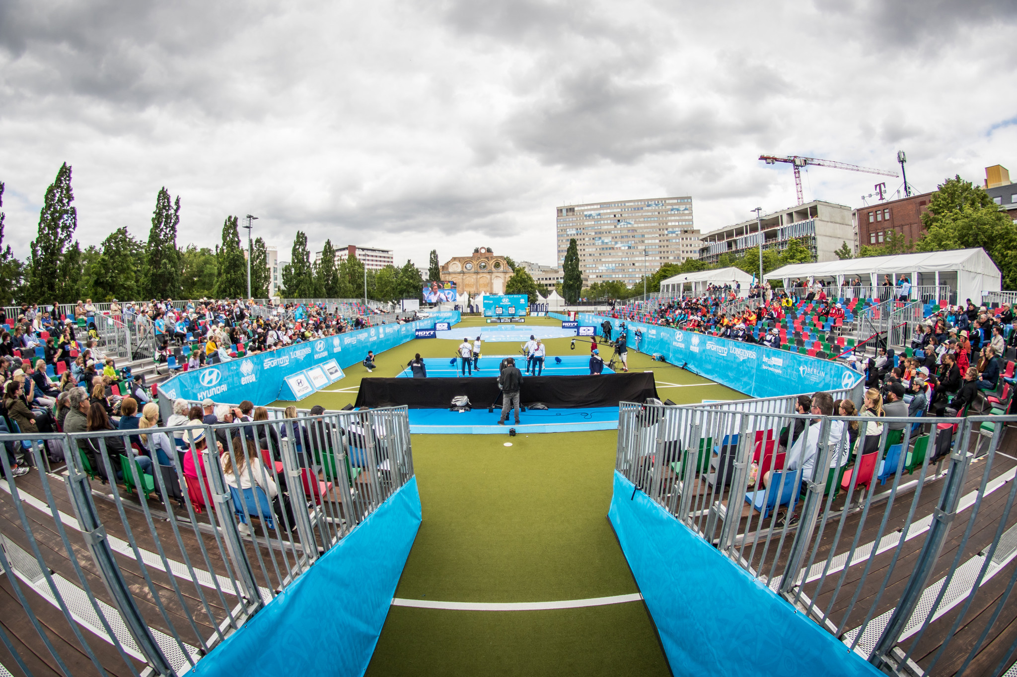 Berlin to host final World Archery Olympic qualifier