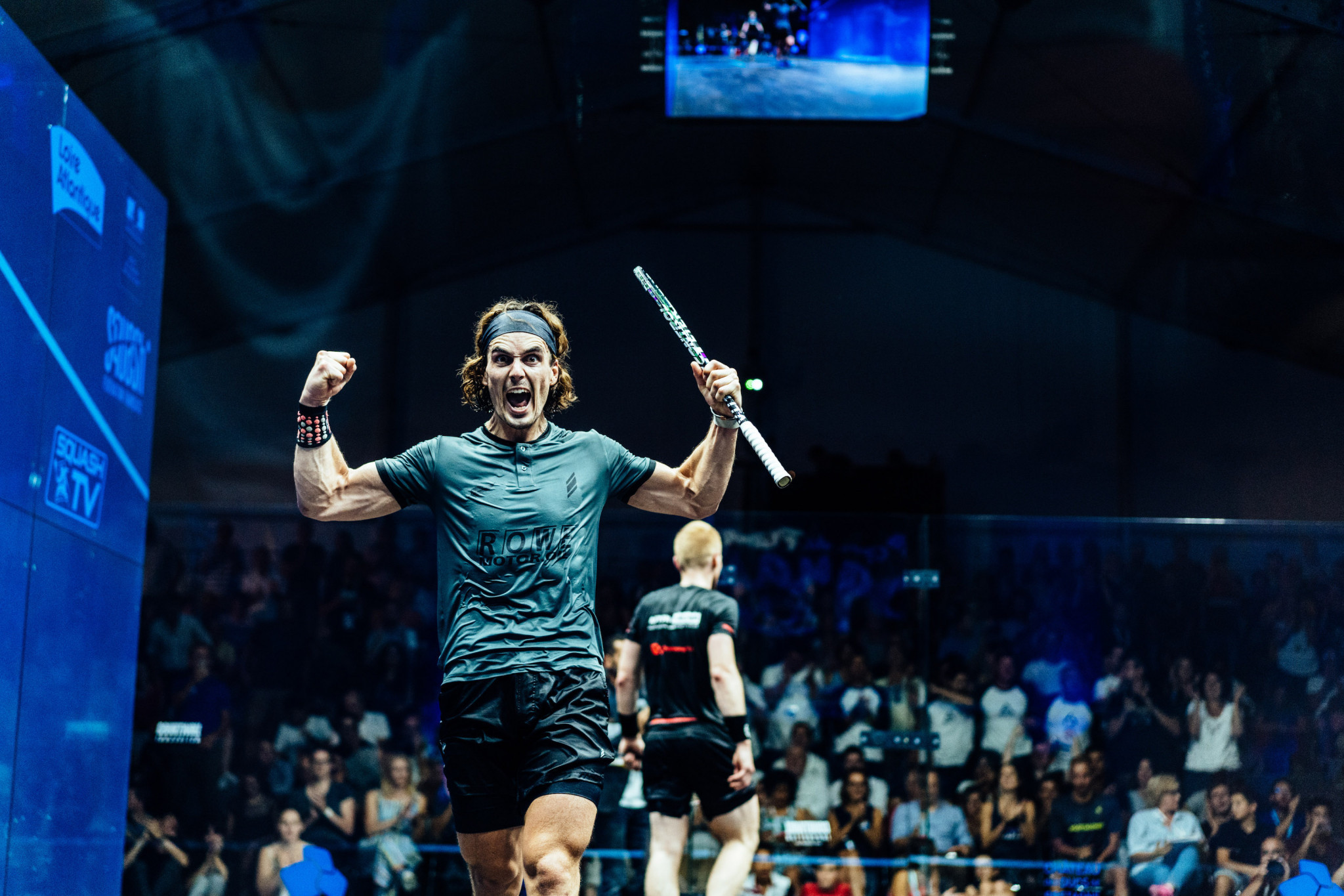 Coll up to fifth as Egyptians dominate PSA October world rankings
