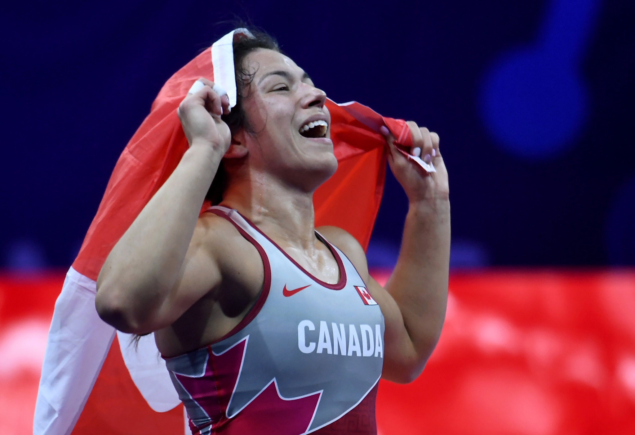 Former world champion and Pan American Games gold medallist Justina Di Stasio will compete at heavyweight ©Getty Images