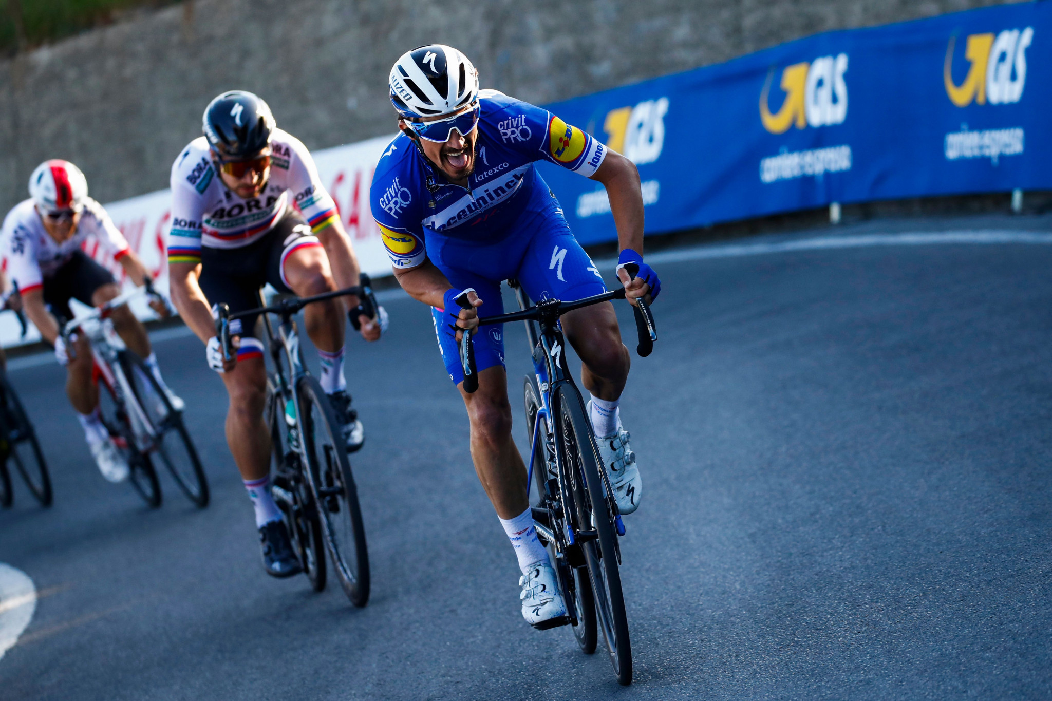 The UCI has also faced opposition to their framework for the Classics Series ©Getty Images
