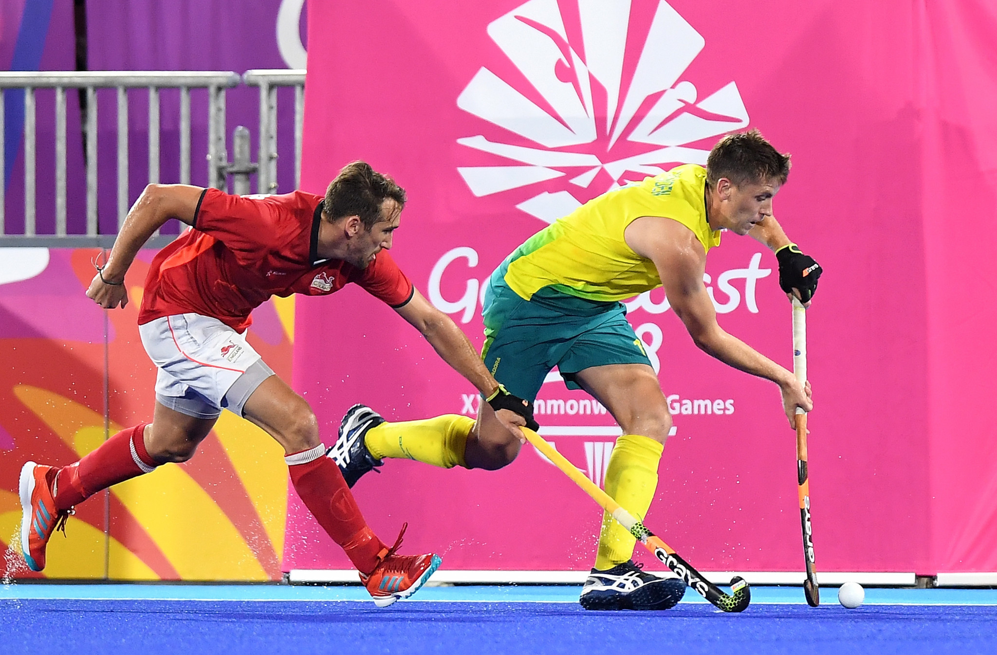 Hockey has featured at every Commonwealth Games since 1998 and has become a staple of the programme ©Getty Images