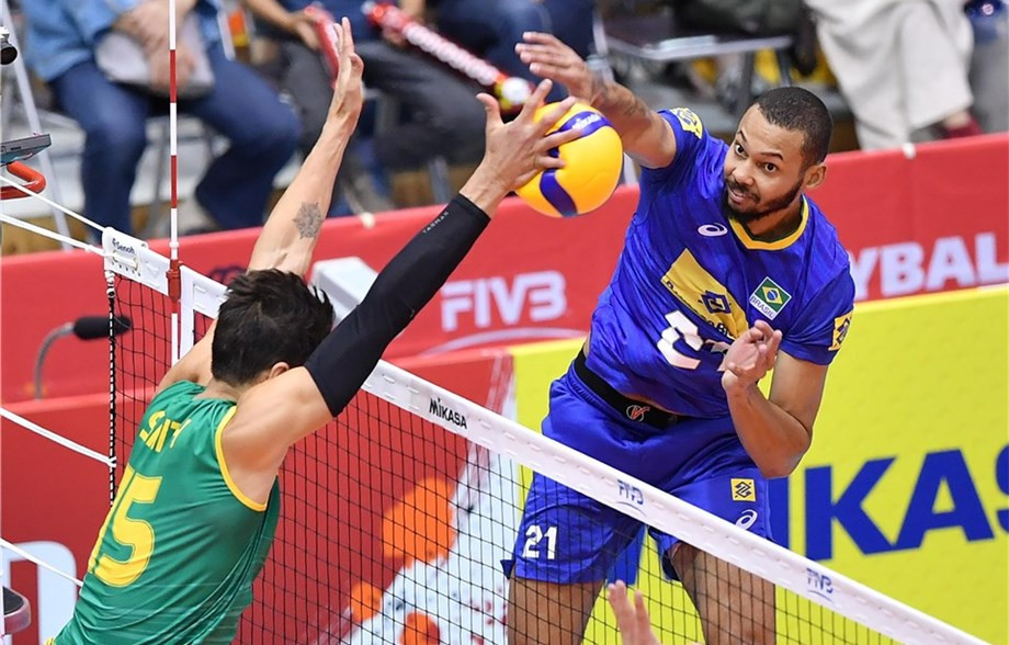 Five countries still unbeaten at FIVB Men's World Cup