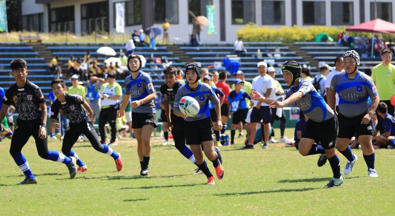 Asian Rugby Exchange Festival brings youngsters together