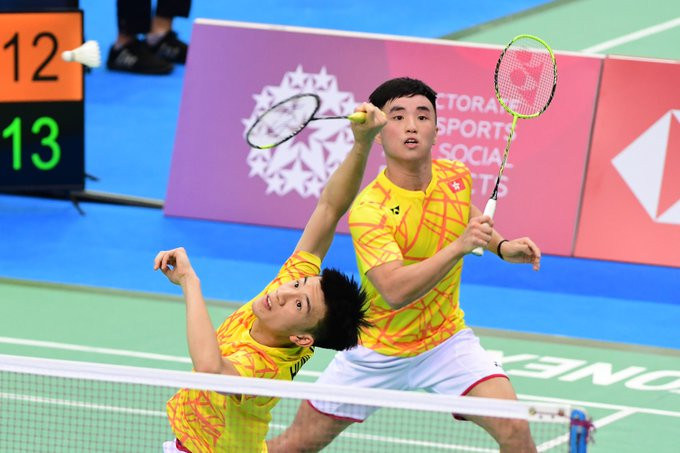 Action continued in Kazan today as the group stage concluded ©BWF