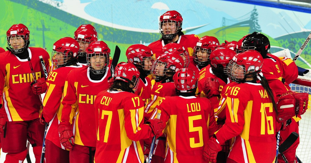China is seeking help with ice hockey from the Czech Republic ©Getty Images
