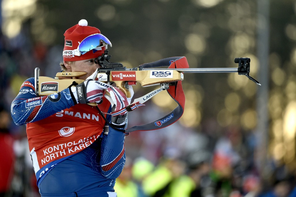 Biathlon is another sport China is targeting. The Czechs have produced Olympic medallists such as Ondřej Moravec