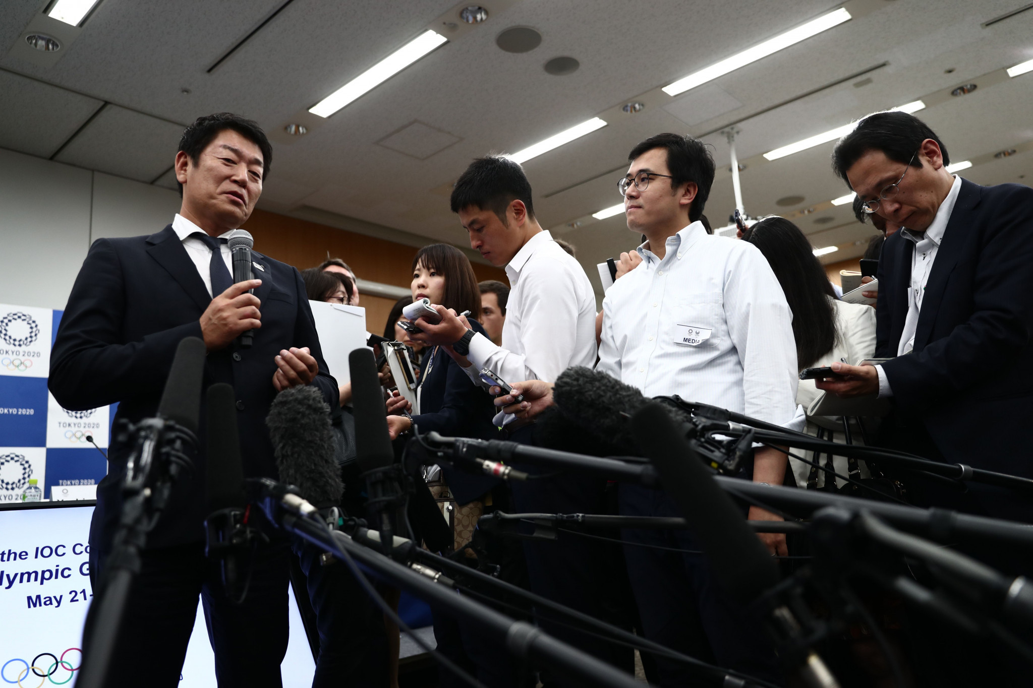 The IOC Boxing task force is being overseen by Japan's Morinari Watanabe ©Getty Images