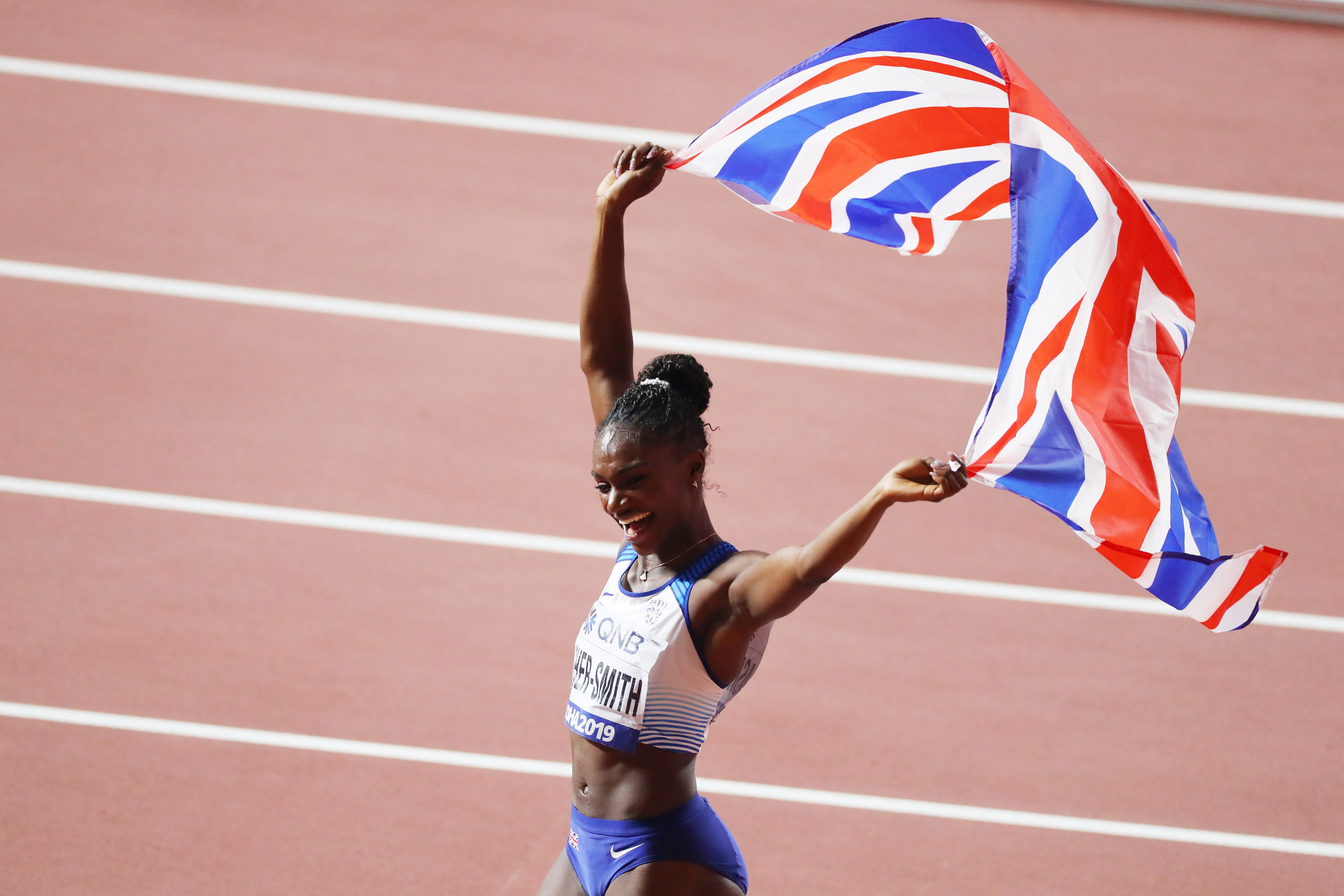 Britain win first gold medal of IAAF World Championships