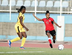 Trinidad and Tobago earn second victory in Caribbean qualifiers for CONCACAF Women's Olympic Championship