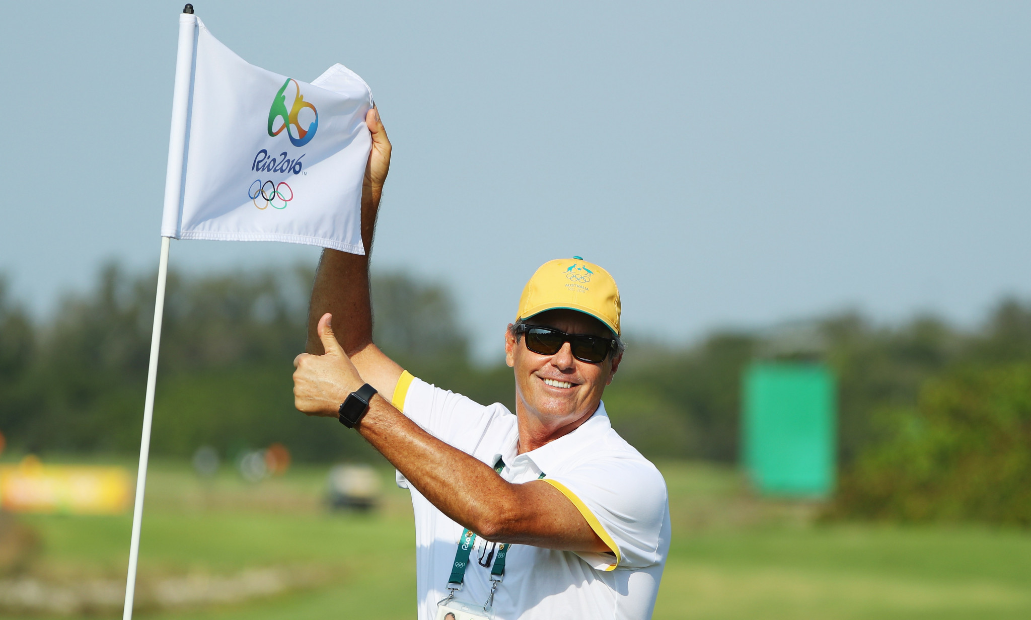 Baker-Finch returns as Australia golf captain for Olympic Games