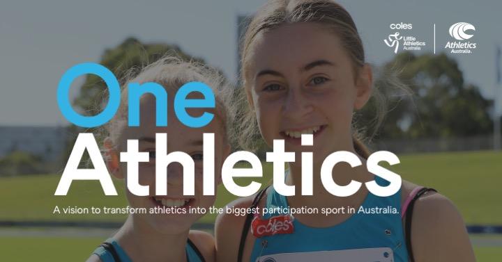 AOC back merger between Athletics Australia and Little Athletics