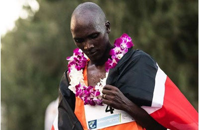 Another top Kenyan runner suspended for doping