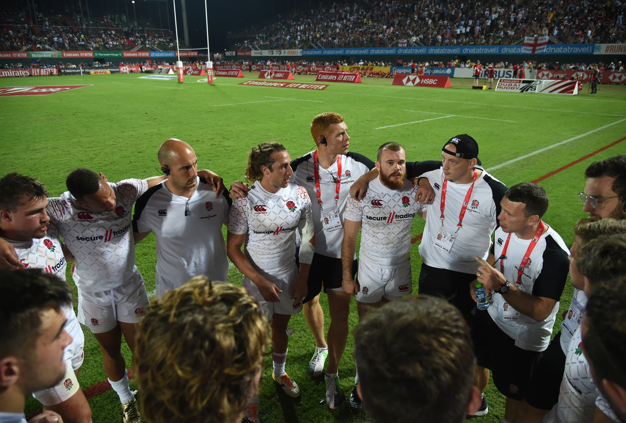 Amor coached the England men's team to victory in their Olympic qualifier ©Getty Images