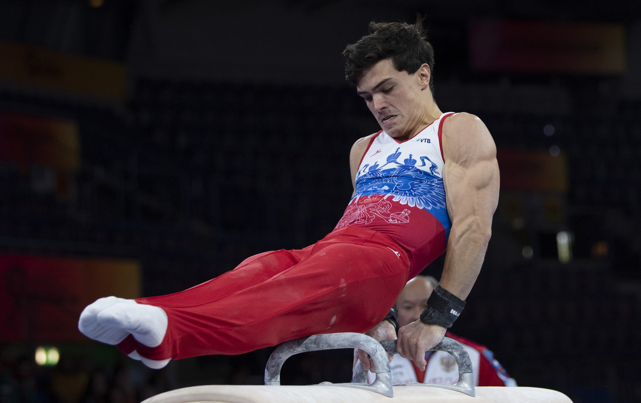 Artur Dalaloyan will defend his men's all-around world title ©Getty Images