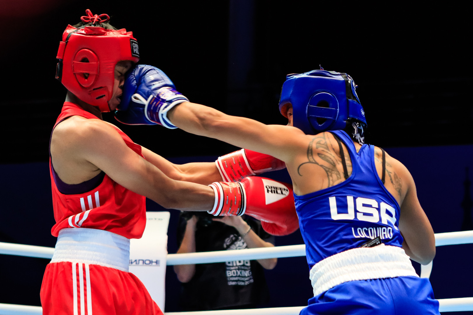 Boxers begin AIBA Women's World Championships campaign