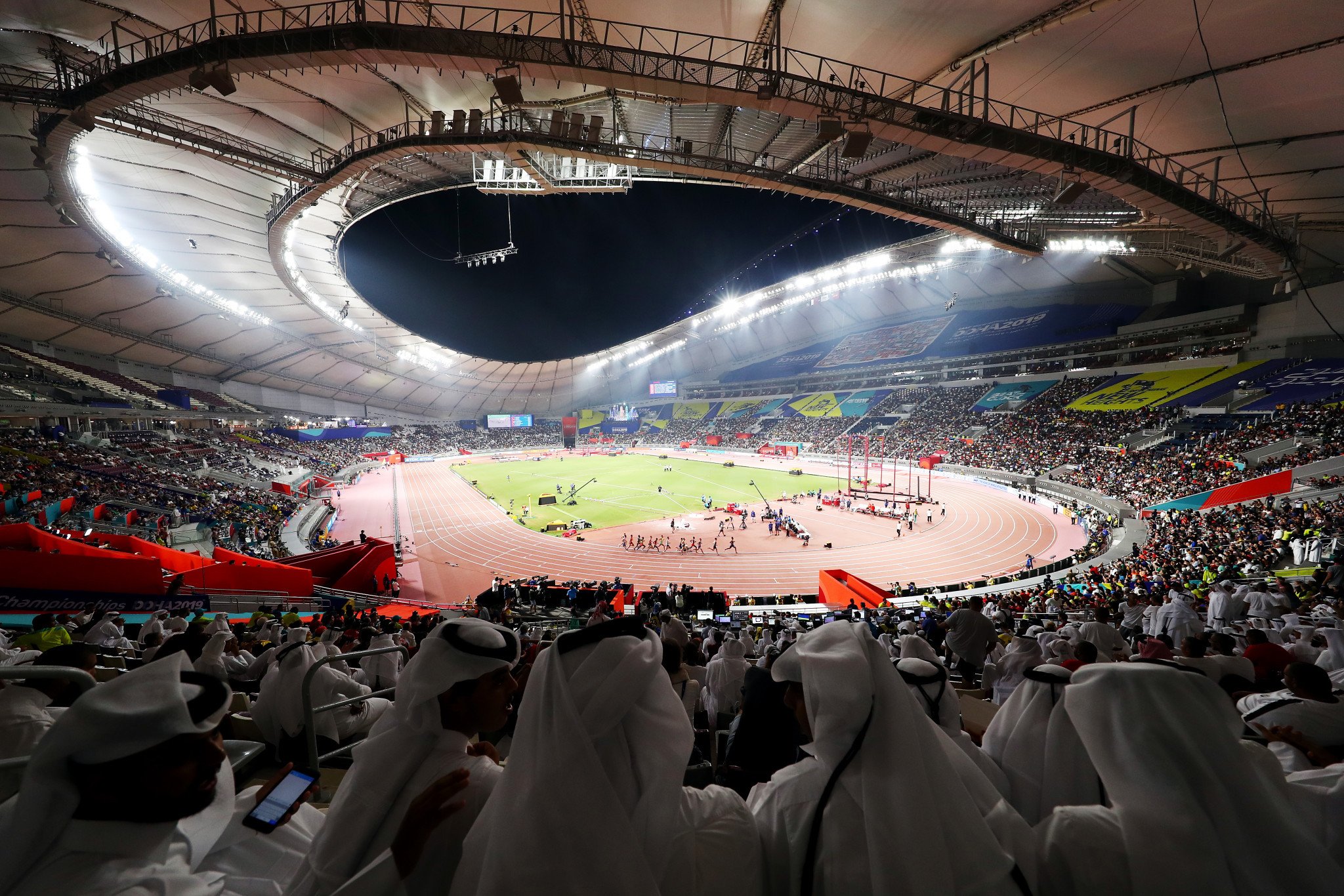 Qatar start offering free tickets for IAAF World Championships to boost attendances