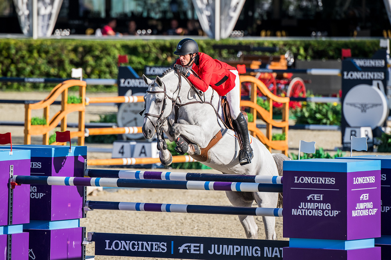 Colombia leading race for Tokyo 2020 spot at FEI Jumping Nations Cup Final