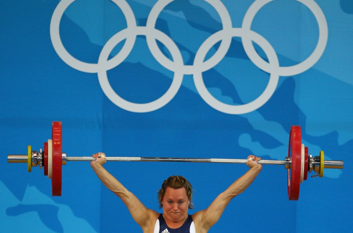 Beijing 2008 Olympian Carissa Gump is encouraged by the progress being made USA Weightlifting