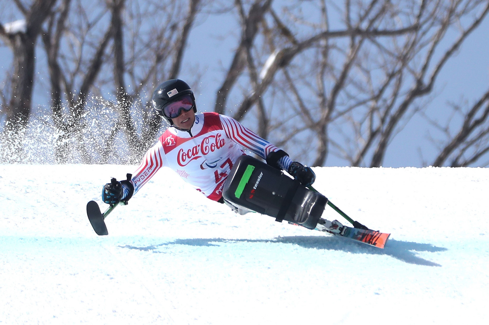 Kurka and Stephens to lead 2019-2020 US Paralympic Alpine ski team