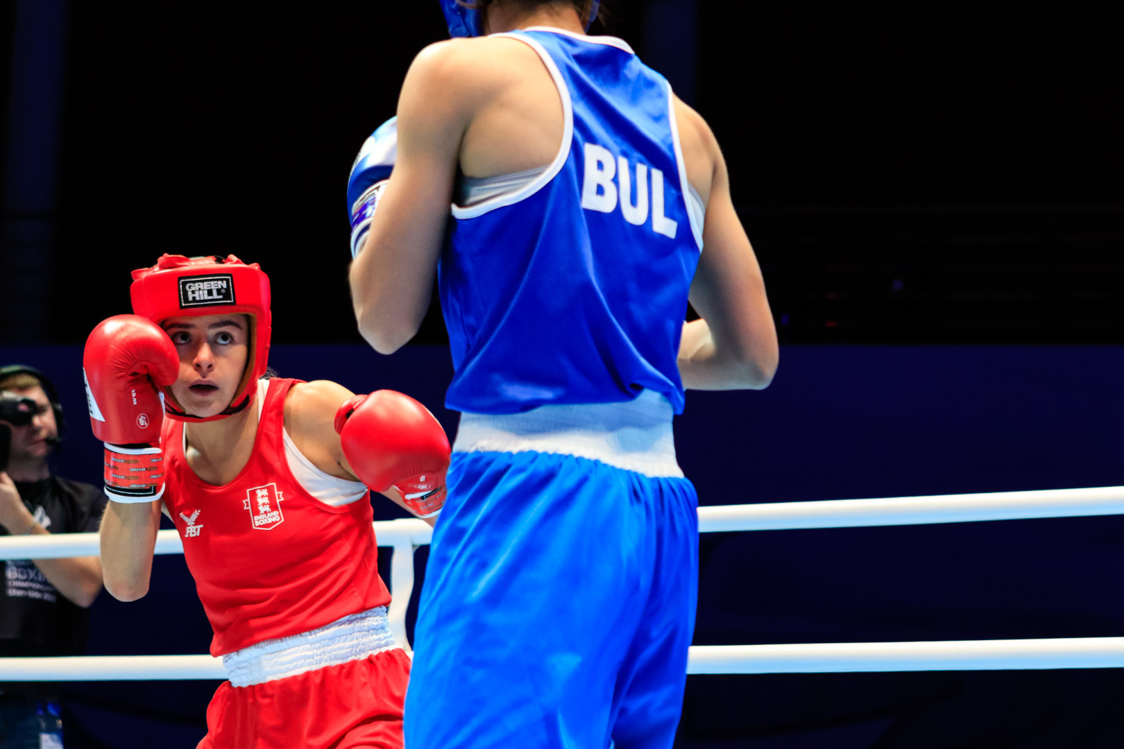 AIBA Women's World Championships 2019: Day two of competition