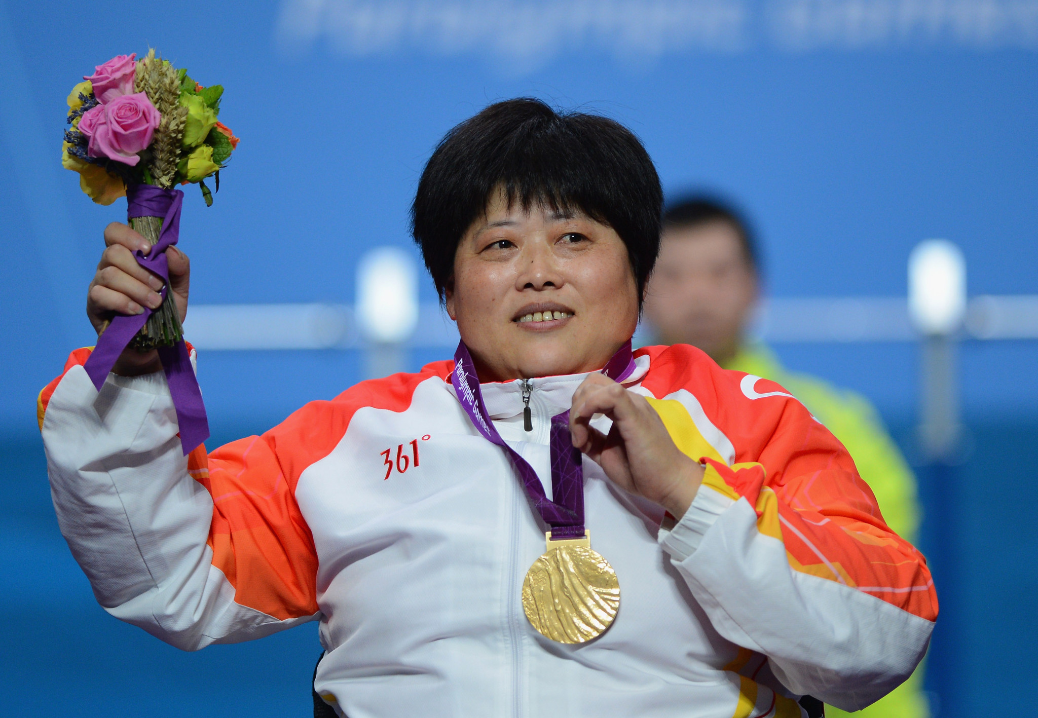 The double Paralympic champion will not be able to seek a third gold at Tokyo 2020 ©Getty Images