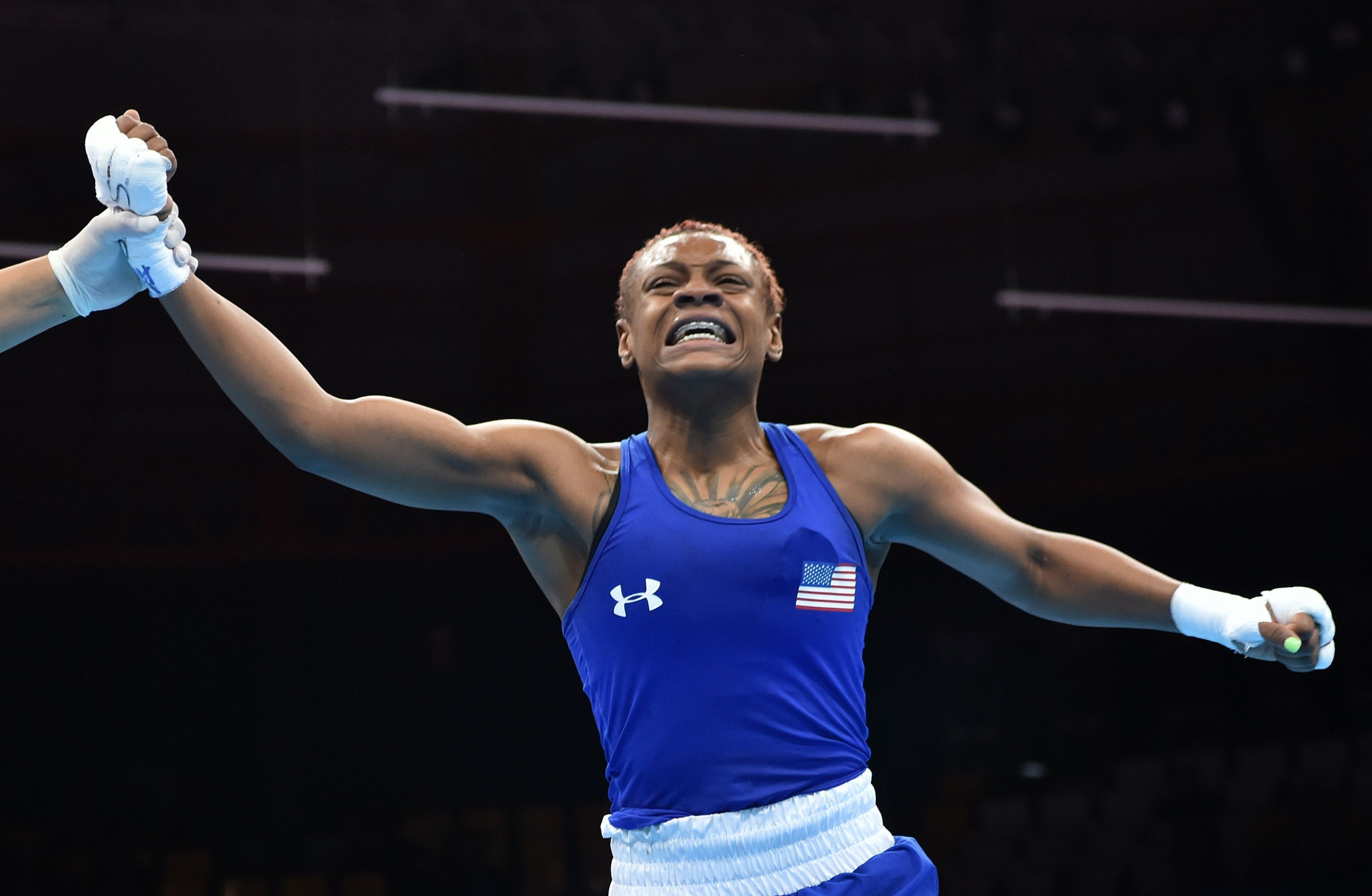Victory for Pan American Games champion Jones at AIBA Women's World Championships