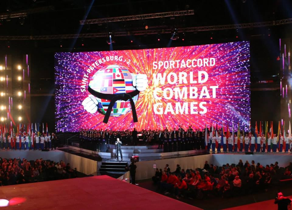 The World Combat Games, last held in Saint Petersburg in 2013, is one event that could be revived ©SportAccord