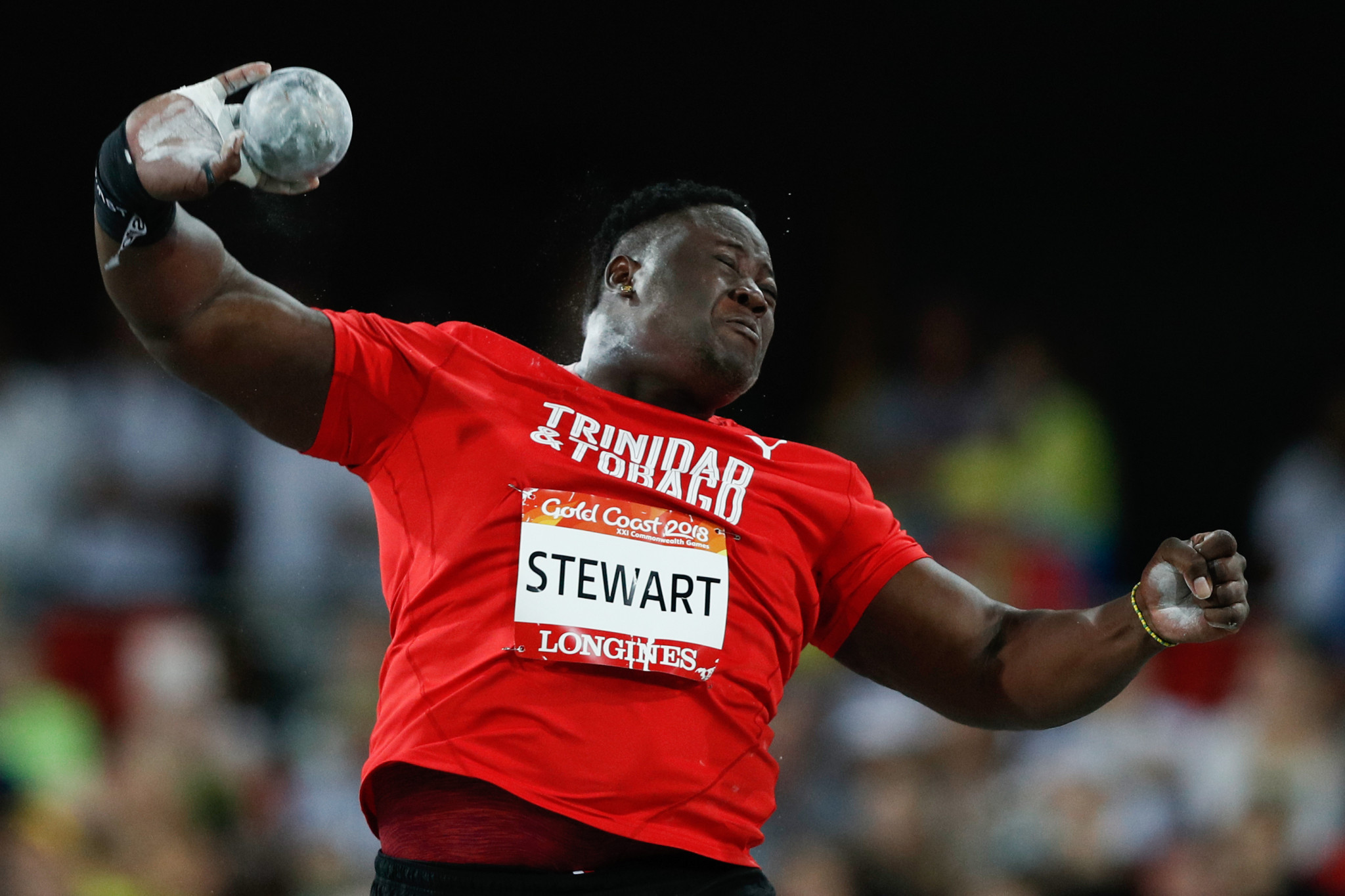 Akeem Stewart from Trinidad and Tobago has been shortlisted for the Americas Paralympic Committee Best Male Athlete of August award after winning two gold medals at the Parapan Games in Lima ©Getty Images