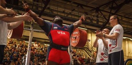 The International Powerlifting Federation Sheffield 2020 Championship will be held on March 28 and 29 next year ©IPF