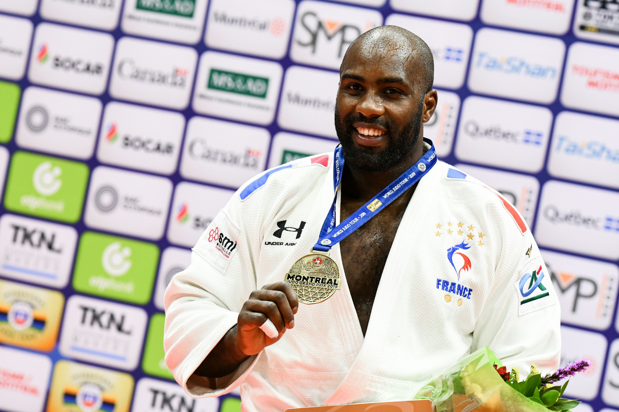 Riner and Krpálek bid for glory as IJF Grand Slam returns to Brazil
