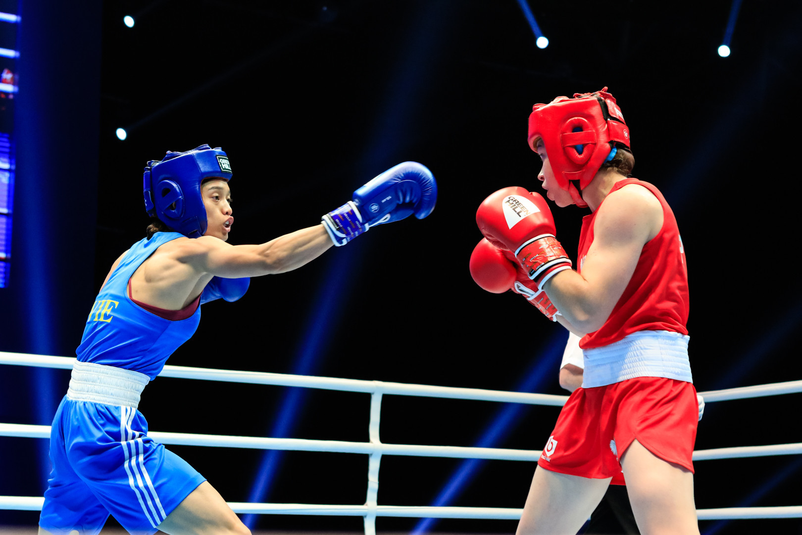 insidethegames is reporting LIVE from the AIBA Women's World Championships in Ulan-Ude