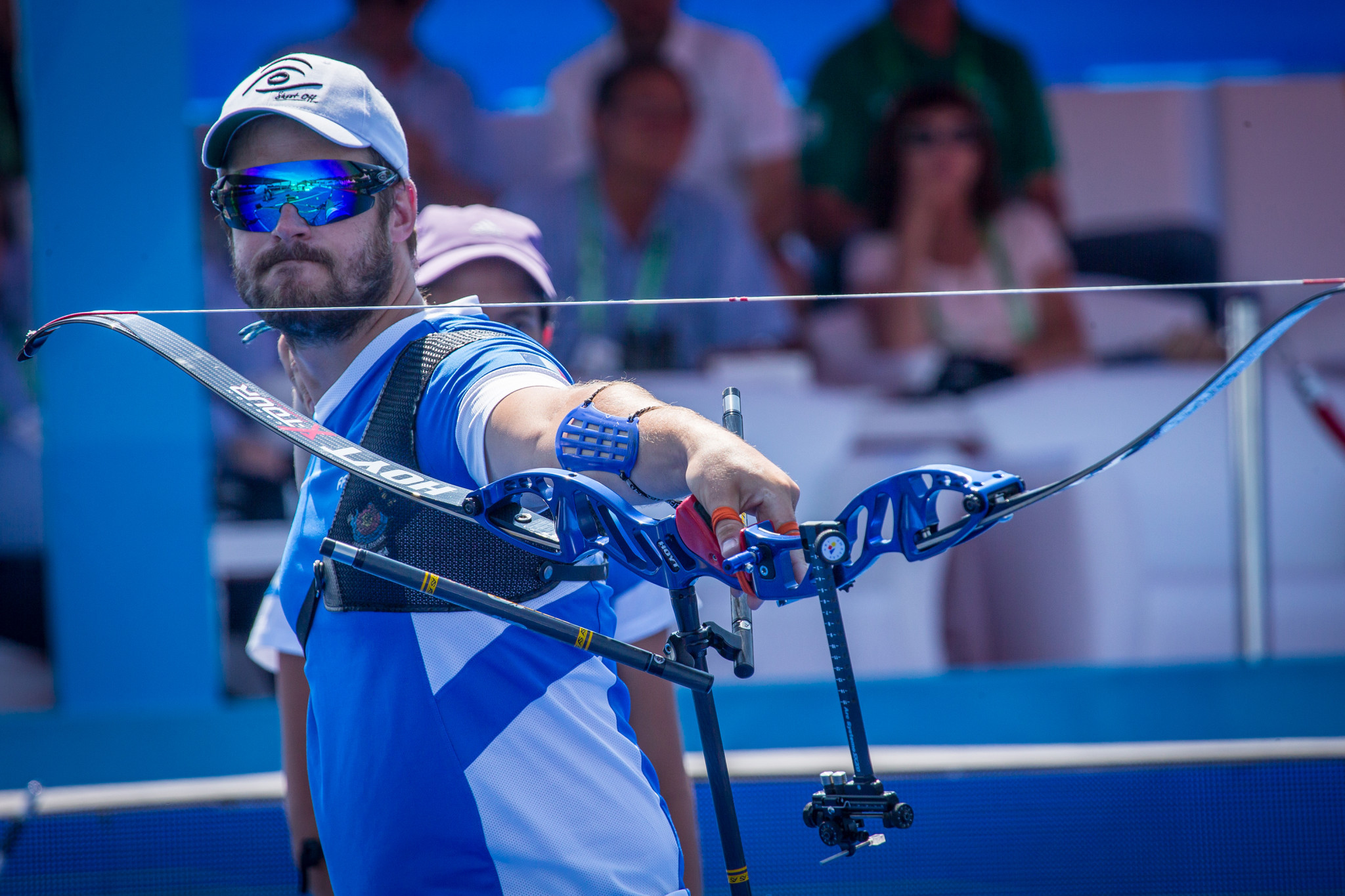 Valladont and Villard claim French double as European Field Archery Championships concludes