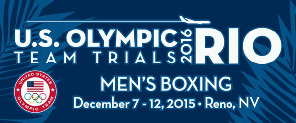 Line-up confirmed for US men's boxing Rio 2016 Olympic Trials