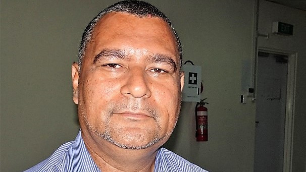 Papua New Guinea's John Wesley Gonjuan is the latest prominent official in Oceania to be banned by FIFA for corruption ©PNGFA