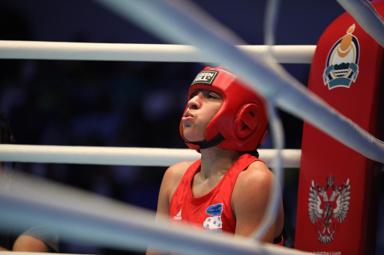 Self-funded Antunez crashes out of AIBA Women's World Championships