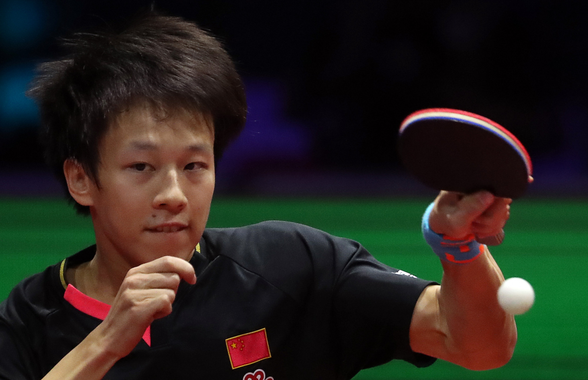 Lin edges Ovtcharov in thriller at ITTF Swedish Open